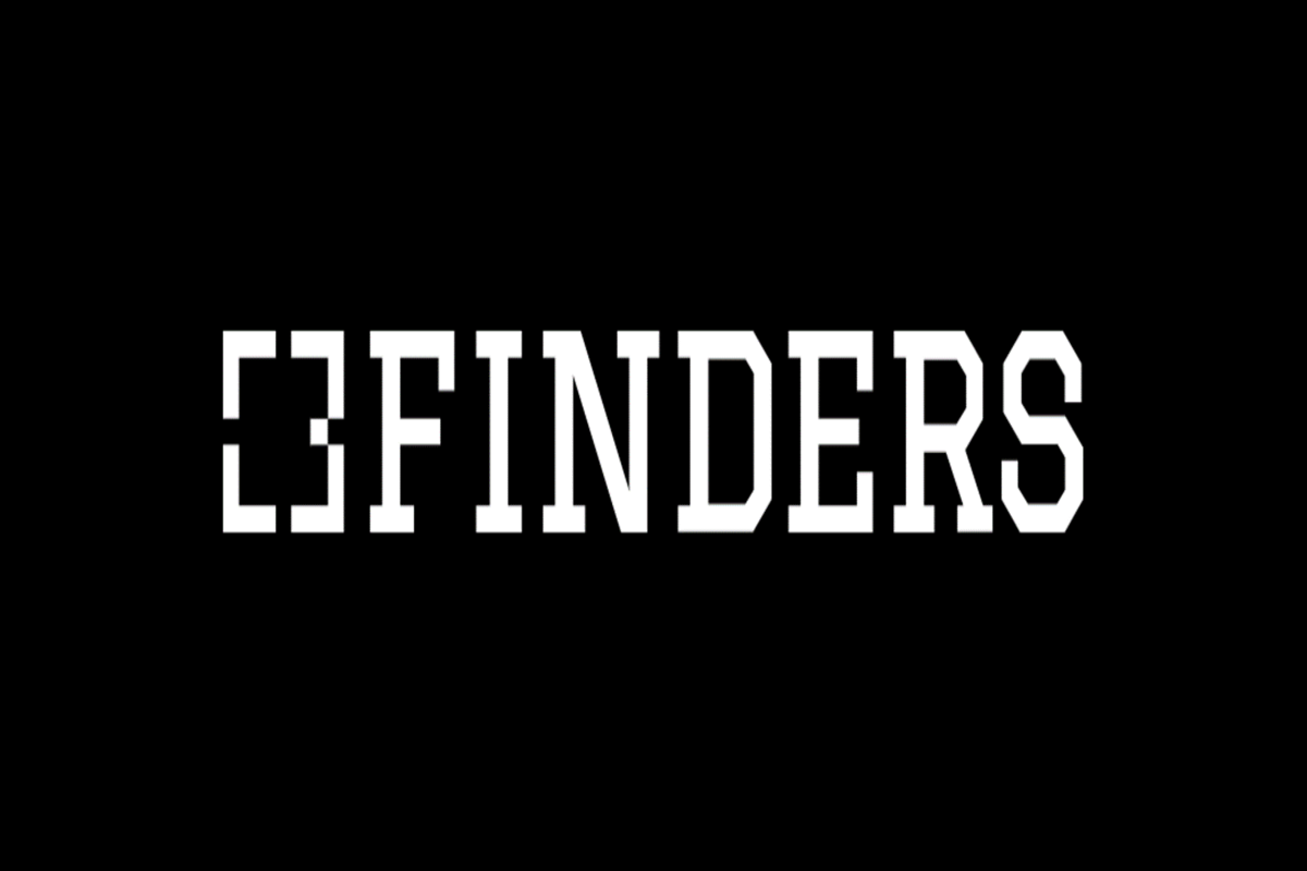 FINDERS ロゴ